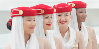 emirates airlines flight attendants reveal just how much goes into emirates airlines flight attendants reveal just how much goes into their in flight look the huffington post