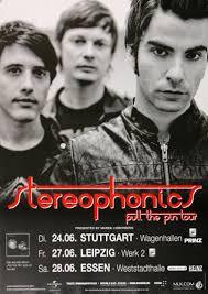<b>Stereophonics</b> - <b>Decade</b> In The Sun, Tour 2008, 34,90 €