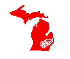 Image result for red wings logo