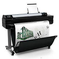 <b>HP</b> DesignJet T520 широкоформатный принтер (плоттер ...