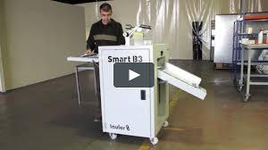 Printlam <b>Smart B3</b>. La pequeña laminadora más friendly ! on Vimeo