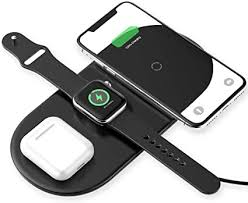 Baseus Wireless Charger, 3 in 1 Wireless Charging ... - Amazon.com