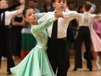 Juvenile <b>Ballroom Dance Dresses</b>