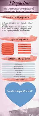 best ideas about avoiding plagiarism citing find out the definition main types and categories of plagiarism learn reasons to avoid