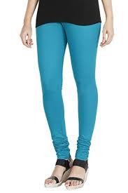 HRINKAR?? Soft Cotton Lycra <b>Plain</b> leggings for womens Size - L ...
