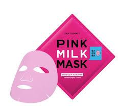 DOFT <b>Тканевая маска</b> Pink Milk Mask для <b>сияния</b> кожи на Яндекс ...
