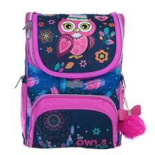 Ранец «Стандарт» <b>deVENTE</b> Mini, 35 х 26 х 20, для девочки, Owl ...