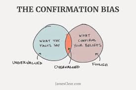 common mental errors that sway your decision making confirmation bias