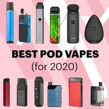 Best Pod Vape (for 2020) - We test all the pod vapes. Which is the ...