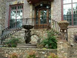 amazing front porch railings you should consider rustic home exterior decoration with small front porch amazing rustic small home