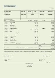 sample hotel invoice design invoice template hotel invoice sample invoice template 2016 invoice template