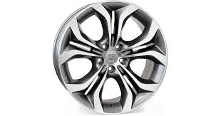 <b>WSP Italy</b> W674 <b>Aura</b> Anthracite Polished Alloy Wheels | BMW Wheels