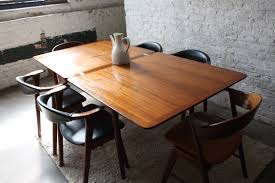 astounding modern walnut dining