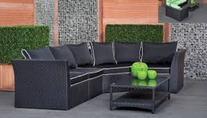 black rattan garden furniture cool wicker outdoor patio furniture black outdoor balcony furniture