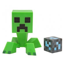 <b>Фигурка JINX</b> Minecraft Creeper пластик 16см Creeper пластик 16см
