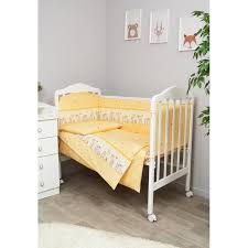<b>Комплект в кроватку Сонный</b> гномик Оленята (7 предметов ...