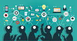 Images & Illustrations of brainstorming