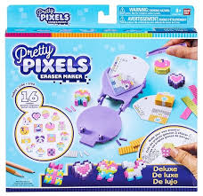 Bandai <b>Pretty Pixels Студия для</b> создания фигурных ластиков ...
