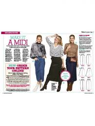 Prima <b>pattern New Year</b> | Hearst UK Official Online Store