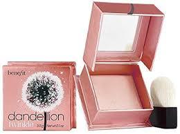 <b>Benefit</b> Cosmetics Highlighter <b>Dandelion Twinkle</b>: Amazon.co.uk ...