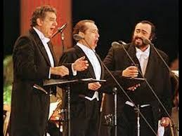Christmas in Vienna 1999 The Three Tenors L.<b>Pavarotti</b>, J.<b>Carreras</b> ...