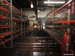 used steel bar grating for catwalk floor and mezzanine floors bar grate mezzanine floor