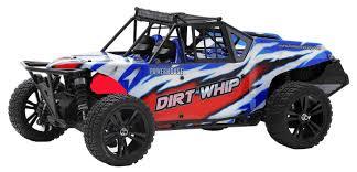 Купить <b>Багги Himoto Dirt</b> Whip (E10DBL) 1:10 40.9 см синий/белый ...