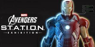 Image result for The Avengers S.T.A.T.I.O.N.