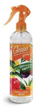 Жидкий освежитель воздуха GRASS