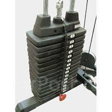 <b>Весовой стек Body</b>-Solid SP150 - Тренажеры и спорткомплексы в ...