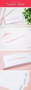 valentine coupon book printable printable coupons printable printable capturing joy com