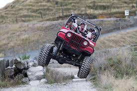 <b>Monster 4X4</b> Thrill Ride - Off Road NZ