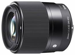 <b>Объектив Sigma</b> 30mm f/1.4 DC DN Contemporary <b>Sony</b> E ...