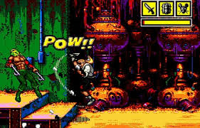 The One Hit Wonders of Game Design Part seven: Comix Zone