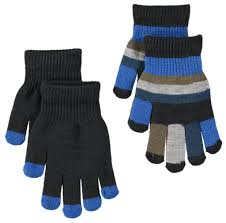 Купить <b>перчатки Molo</b> keio черные р.2-5 лет (2 пары), цены в ...