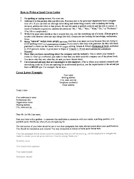 cover letter advanced guide on how to writing a good cover letter example advanced below guaranted how to write a good covering letter