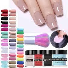 <b>NICOLE</b> DAIRY <b>10ml Dipping</b> Nail Powder Without Lamp Cure ...