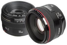 Обзор светосильных <b>объективов Canon EF 50mm</b> F1.2L USM и ...