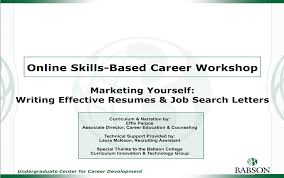 resumes cover letters and more career development babson college local nav