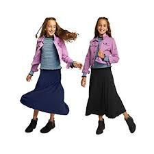 <b>Cute</b> Long Maxi Skirts in Black & White 60s <b>Stripes</b> Boho Tie-Dye ...