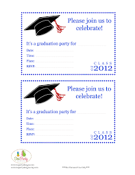 colors printable graduation party invitation templates printable graduation party invitation templates