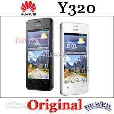 Refurbished Original Huawei Y320 Android Cell Phone Mtk6572 ...