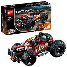 Buy LEGO <b>Technic</b> Bash Racer Car Building <b>Blocks</b> for Boys 7 to 14 ...