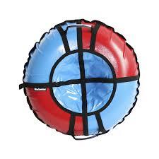<b>Тюбинг Hubster Sport</b> Pro красный-синий,90см купить в интернет ...