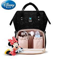<b>Disney</b> Water proof <b>USB Heating Diaper</b> Bag Toddler Mommy ...