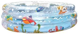 Детский <b>бассейн Jilong</b> Ocean Fun JL017267NPF — купить по ...