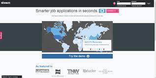 CVs and applications