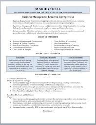 business owner resume sample writing guide rwd business owner resume