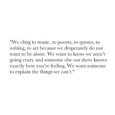 lost art quote life tumblr text depressed depression sad music ...