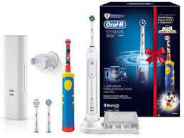 Купить <b>Набор электрических зубных щеток</b> Braun Oral-B Genius ...